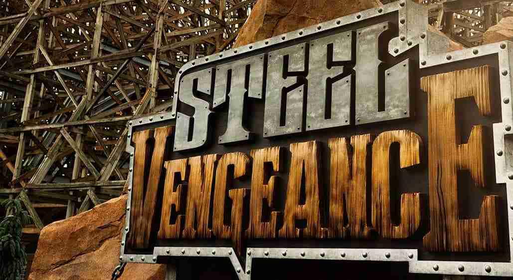 Steel Vengeance